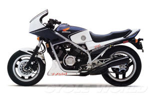 RESERVDELAR Honda VF750F 1983-
