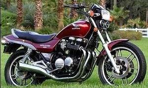 Marving Ljuddämpare Honda CBX650 Nighthawk (H2049BC)