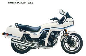 Marving Ljuddämpare Honda CBX1000 Prolink (H5000BC)