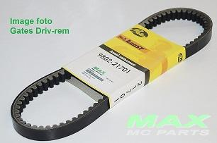 Drivremmar-Variatorremmar Scooters Mopeder Gates-Bando