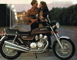 Marving Avgassystem Honda CB750KZ (H5001BC)
