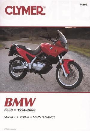 Clymer BMW F650 1994-2000 Rep.Handbok (M309)