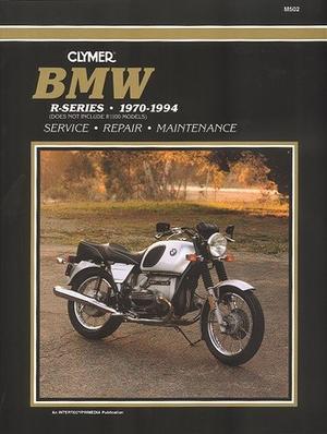 Clymer BMW R50/5 - R100RT 1970-94 Rep. Handbok (M502)