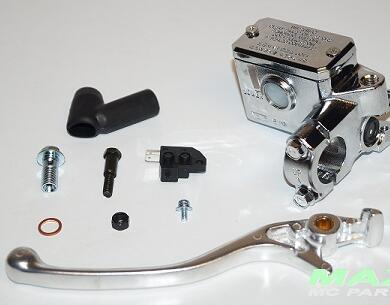 Huvudbromscylinder Frambroms komplett 79553A