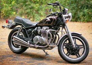 Marving Ljuddämpare Honda CB650C Custom 1980- (H2064BC)