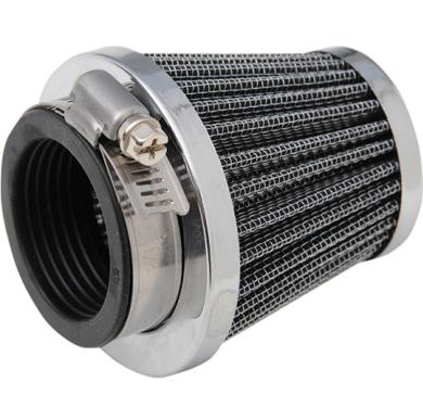Luftfilter Emgo Power Chrome Dim. 39-60 mm  21000-21017