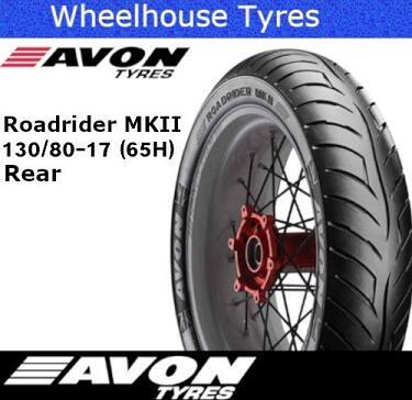 Avon Roadrider MkII 130/70-18 63H  419901