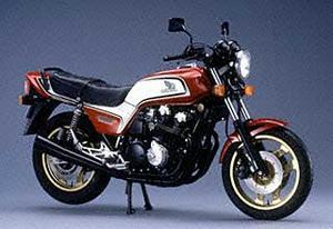 Marving Avgassystem 4-1 Honda CB900F, CB1100F Svart (H44NC)