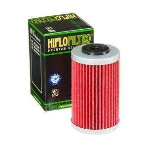 HU58038005100 Oljefilter Husaberg = Ersätts av HF155 Oljefilter MC