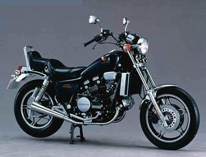 Marving Ljuddämpare Honda VF750C (H2090BC)