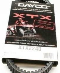 XTX2240 Dayco Drivrem-Variatorrem 30x853  Kawasaki - (59011-0019) - Suzuki
