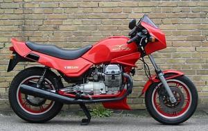 Sito Ljuddämpare Moto Guzzi V65 Lario (1281)