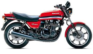RESERVDELAR Kawasaki GPZ1100 1981-82