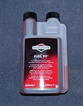 Bränsletillsats