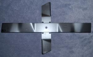 Cross Cut kniv