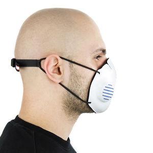 Casco skyddsmask, munskydd, tvättbar, vit