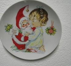 Jultallrik