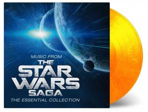 Robert Ziegler ‎– Music From The Star Wars Saga: The Essential Collection /  Music On Vinyl