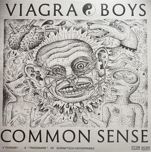 Viagra Boys – Common Sense /  Year0001