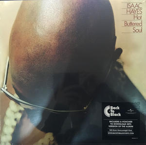 Isaac Hayes-Hot Buttered Soul /  Back To Black