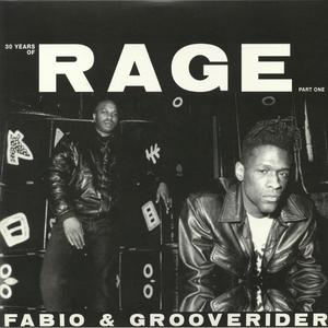 Fabio Grooverider - 30 Years Of Rage / Above Board Projects