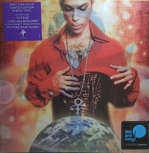 Prince-Planet Earth / The Prince Estate ‎