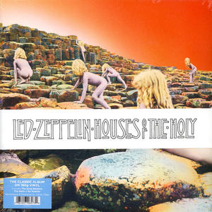 Led Zeppelin-Houses Of The Holy /  Atlantic