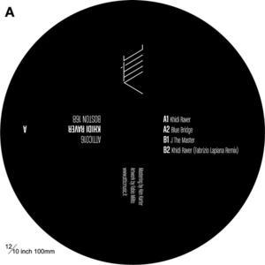Boston 168-Khidi Raver / Attic Music