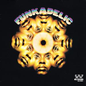 Funkadelic – Funkadelic /  Westbound Records