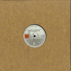 Mr Fingers -  Praise To The Vibes/Crying Over You (Remixes) / Alleviated