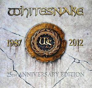 Whitesnake-1987 - 25th Anniversary Edition / EMI