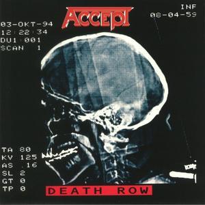 Accept-Death Row / Music On Vinyl