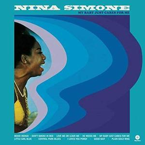 Nina Simone - My Baby Just Cares For Me /  Wax Time