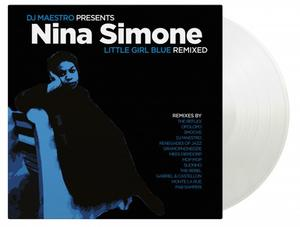 Simone Nina / Dj Maestro - Little Girl Blue Remixed / Music On Vinyl