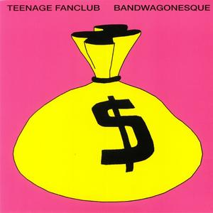 Teenage Fanclub ‎– Bandwagonesque / Sony