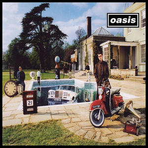 Oasis-Be Here Now / Big Brother 
