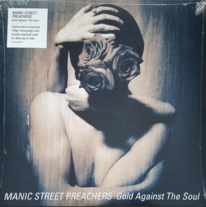 Manic Street Preachers – Gold Against The Soul /  Sony Music