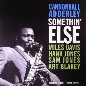 Cannonball Adderley - Somethin' Else /  Vinyl Passion