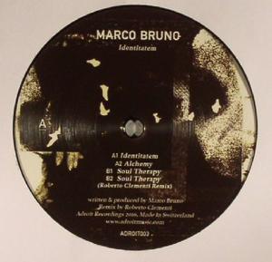 Marco Bruno-Identitatem Ep / Adroit