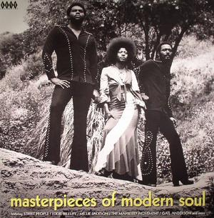 Va-Masterpieces Of Modern Soul (Remastered) / Kent
