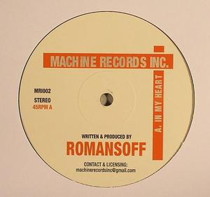 Romansoff-In My Heart & Rage Machine