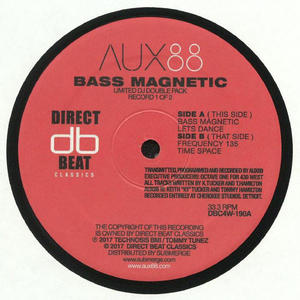 Aux88-Bass Magnetic  / Direct Beat