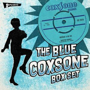 Va - Blue Coxsone Box Set /  Studio One