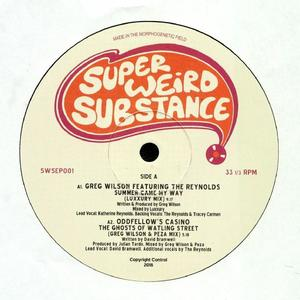 Va-Substance Select vol.1 / Super Weird Substance