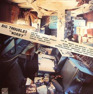 Big Troubles - Worry / Olde English Spelling Bee