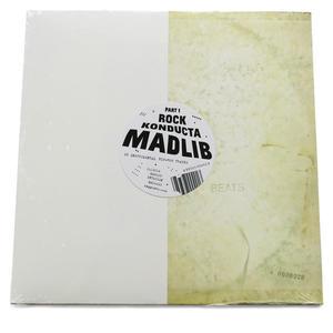 Madlib-Rock Konducta Part One / MADLIB INVAZION