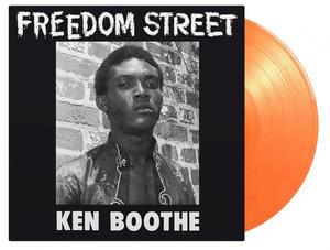 Ken Boothe – Freedom Street /  Music On Vinyl