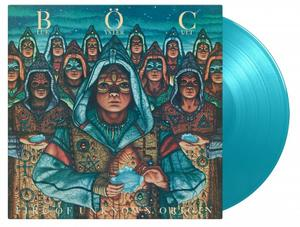 Blue Öyster Cult ‎– Fire Of Unknown Origin /  Music On Vinyl