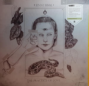 Jenny Hval ‎– The Practice Of Love /  Sacred Bones Records