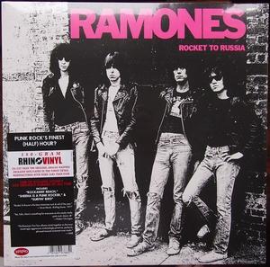 Ramones-Rocket To Russia /  Rhino Records